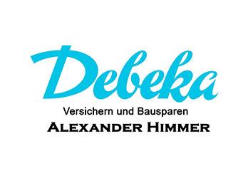 Sponsor Debeka Alexander HImmer - DJK Eibach