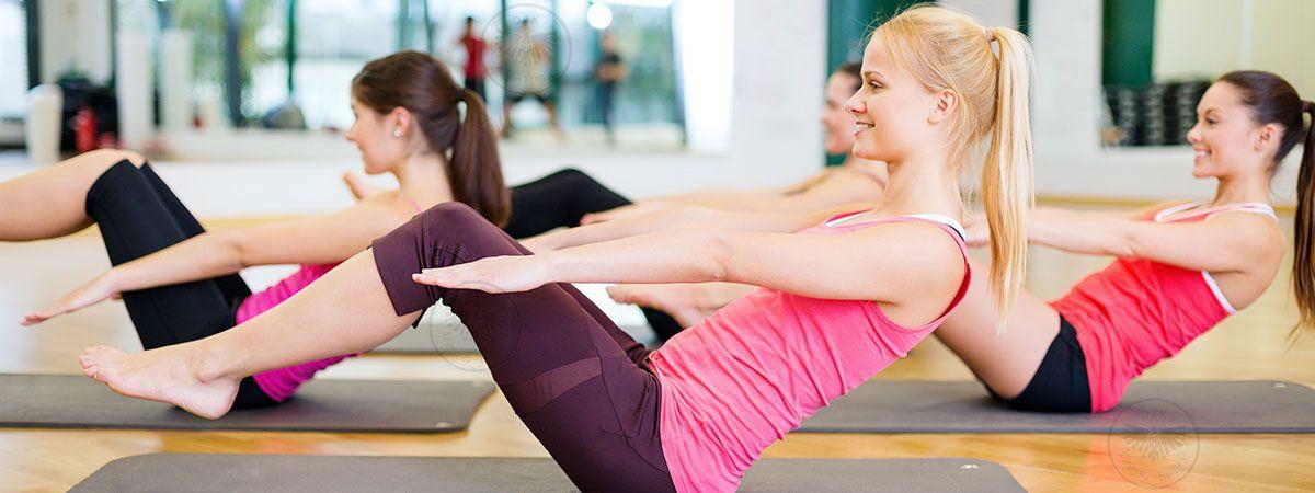Fitness - Zumba, Bodyworkout, Pilates, Yoga und Gymnastik - DJK Eibach